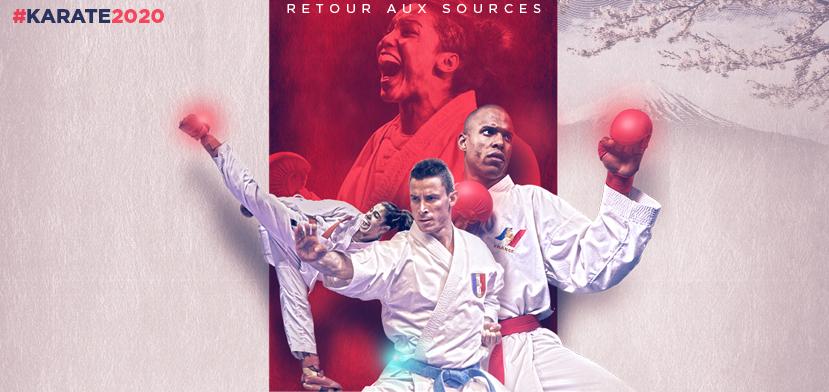 Le Karaté, nouveau sport olympique