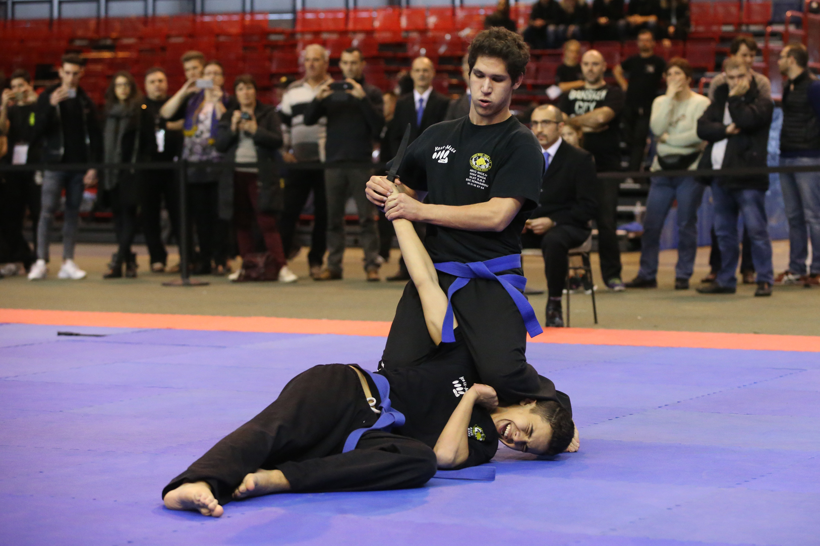 Week end d di krav maga actualit f d ration - Institut national du judo porte de chatillon ...
