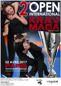 Open Internationnal Krav Maga