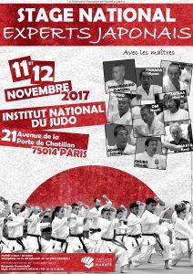 News archive f d ration fran aise de karat - Institut national du judo porte de chatillon ...