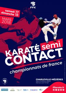 Article - Championnats de France Karaté Semi Contact (2)