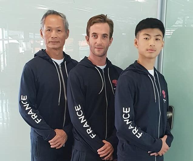 © FFK Philippe Nguyen, Damien Todeschini, Etienne Nguyen
