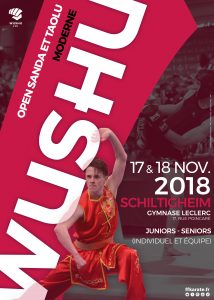 Open Sanda Taolu 17-18 novembre 2018