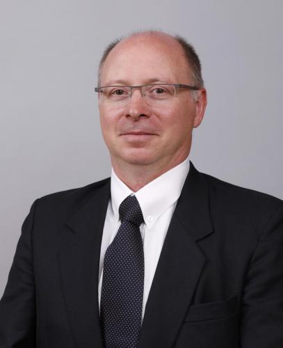 Stéphane Molard - Trésorier / Coordinateur Grades