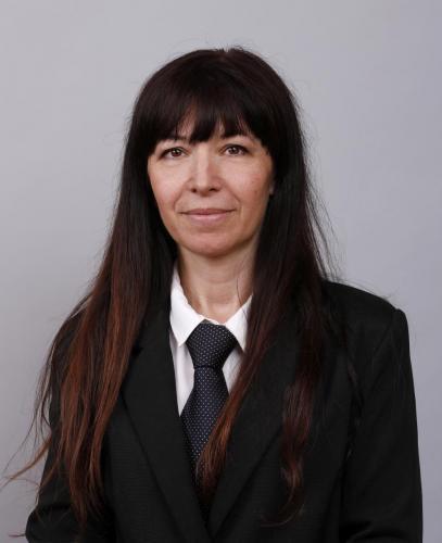 Virginie Gatellier - Secrétaire Générale / Coordinatrice Développement
