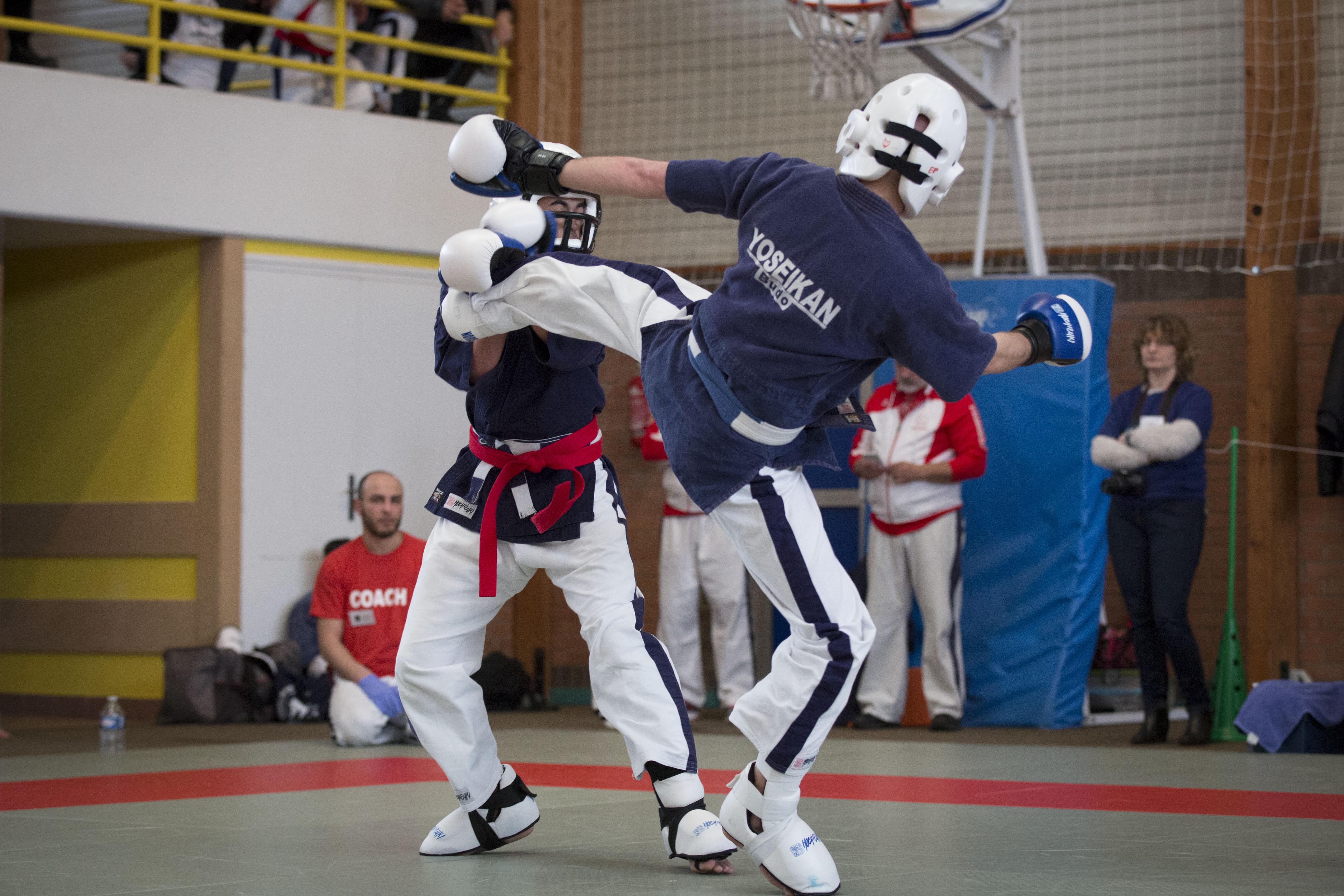 Full Contact Combat Sport >> Championnat de France Yoseikan Budo / Actualité – Fédération Française de Karaté