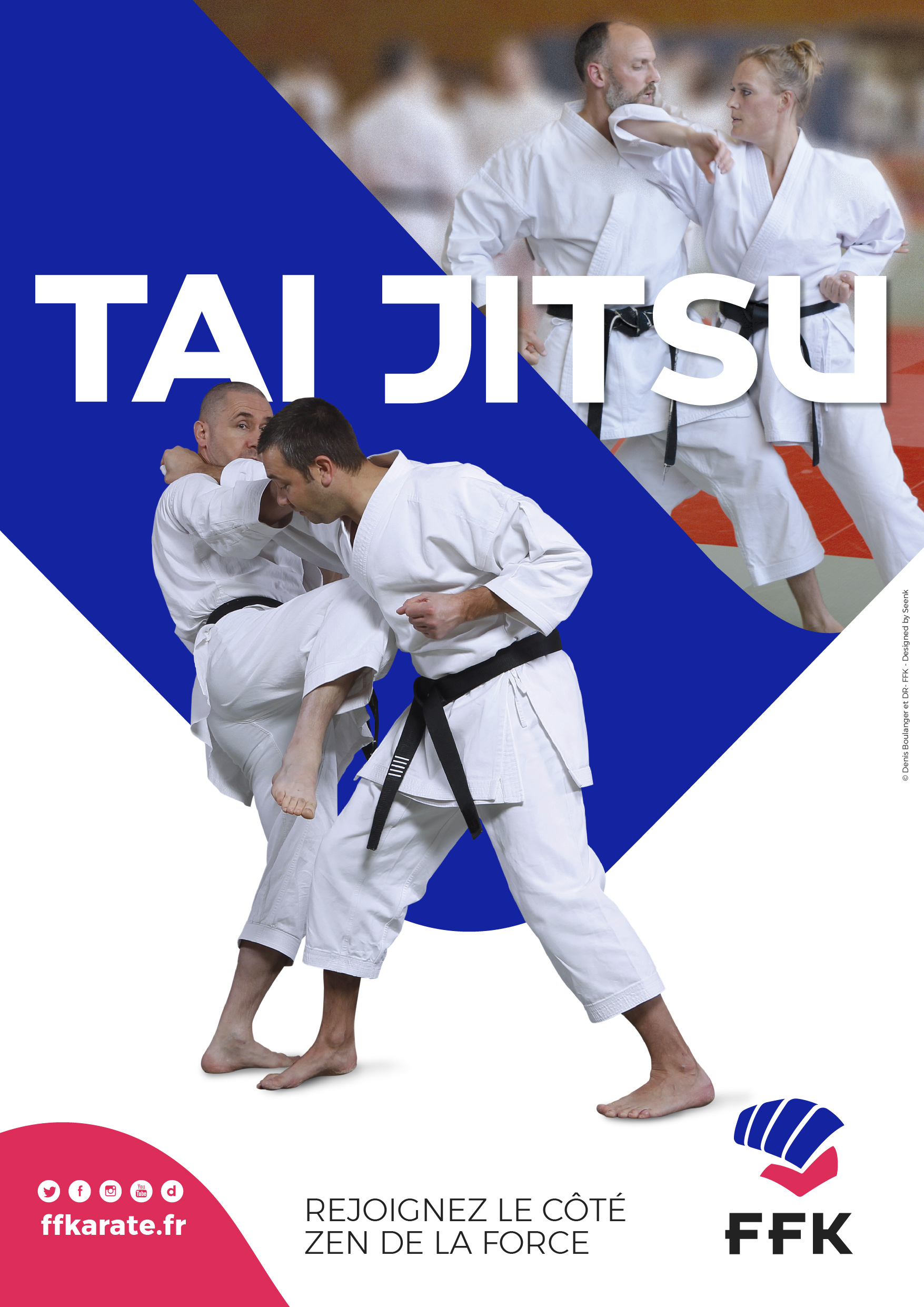 affiche Taijitsu