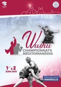 Affiche Wushu CMW marseille 2019