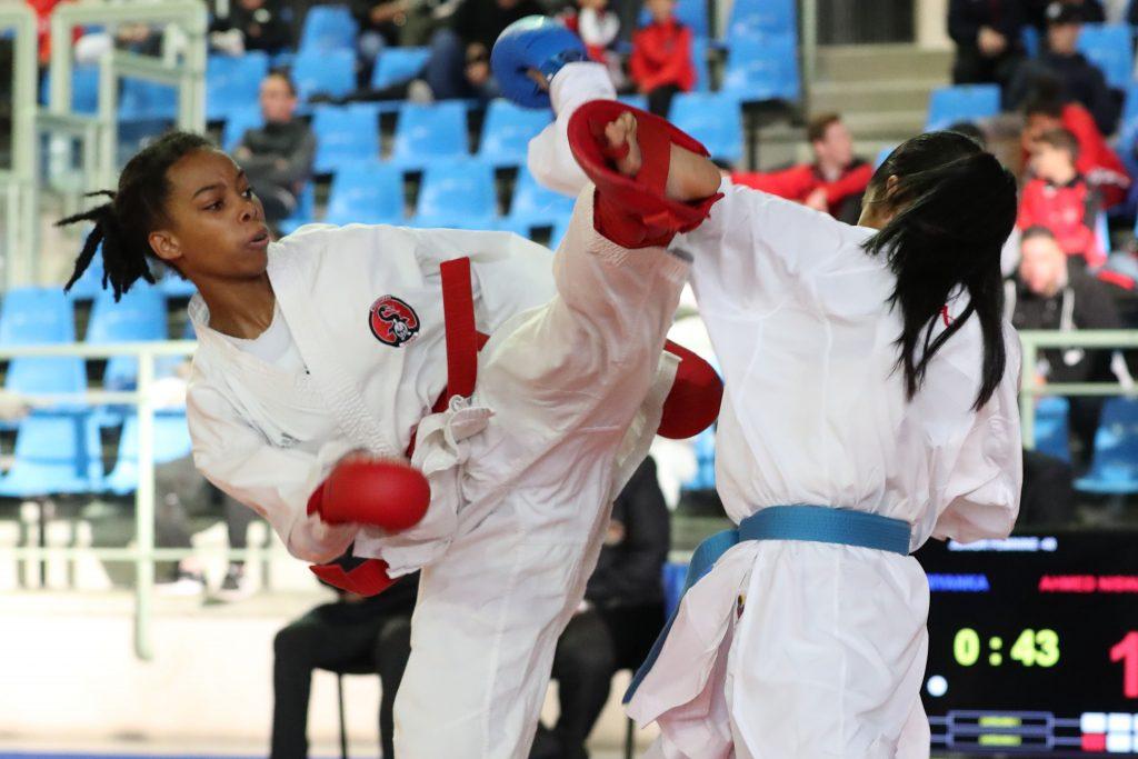 Niswa Ahmed remporte la Youth League (archives) / Denis Boulanger - FFK
